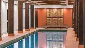 The swimming pool at or near Oaks Sydney Goldsbrough Suites