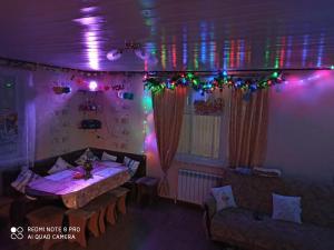 Banquet facilities at the holiday home