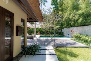 The swimming pool at or near Kayumanis Nusa Dua Private Villa & Spa