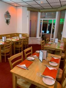 A restaurant or other place to eat at The Danescourt