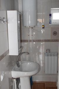 Ванная комната в База отдыха Казачья пристань