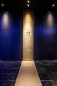 A bathroom at HOTEL WOOD TAKAYAMA