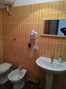Un baño de Next Stop Affittacamere Casilino