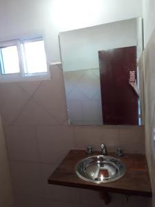 Un baño de Cabañas & Aparts Yki Shamuaika