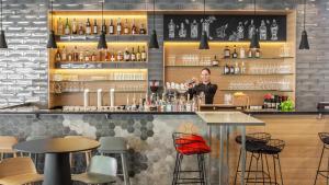 Loungen eller baren på Holiday Inn Munich - Westpark