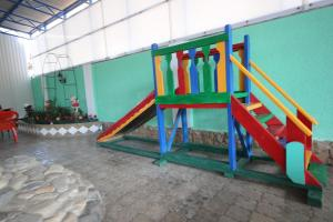 Children's play area at Hotel Liza on Solnechnaya 17