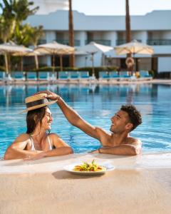 The swimming pool at or near Hotel Novotel Sharm El-Sheikh