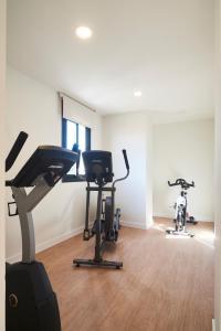 Gimnasio o instalaciones de fitness de Slow Suites Setas