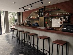 Loungen eller baren på Ten to Ten Danang