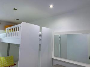 A bathroom at Lisboa-Marvila