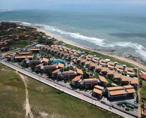A bird's-eye view of Taíba Resort