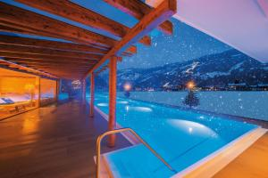 The swimming pool at or near Theresa Wellness-Genießer-Hotel