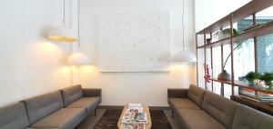 Zona de estar de Hotel Ultonia