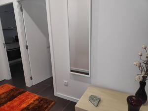 A bathroom at Porta 116