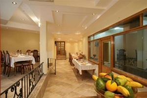 Restoran ili neka druga zalogajnica u objektu Accommodation Marija 2