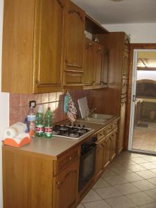 Cucina o angolo cottura di Casa Giovanna