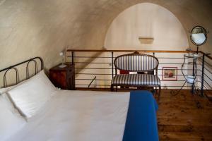 Letto o letti in una camera di Hotel Residence San Giorgio