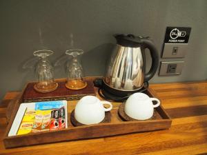 Coffee and tea-making facilities at Laluna Hotel And Resort, Chiang Rai