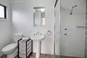 A bathroom at @THE COVE