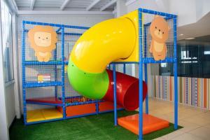 Children's play area at Camboriú Praia Hotel
