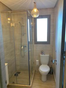 A bathroom at Prestigia Golf Piscine