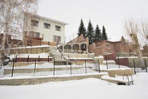 Вилла САНТА-БАННОЕ during the winter