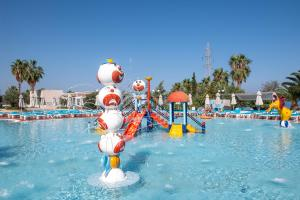 Water park at the resort or nearby