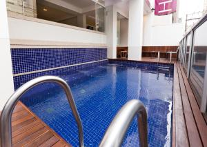 The swimming pool at or close to Tropikalya Gold Hotel