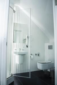 Ванная комната в Gosudar Hotel