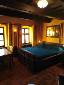 Ein Bett oder Betten in einem Zimmer der Unterkunft Naturism Camping Dobra Luka - Nuda Camp