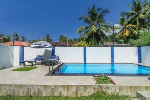 The swimming pool at or close to Feel Homestay
