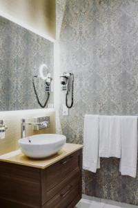 Ein Badezimmer in der Unterkunft Garden Boutique Hotel