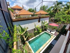 A view of the pool at Tamantara Suite & Villa Ubud or nearby