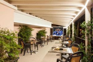 Ristorante o altro punto ristoro di Hotel Capri