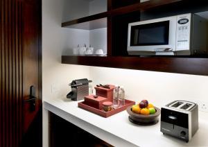 サウジャナ クアラルンプールにあるキッチンまたは簡易キッチン