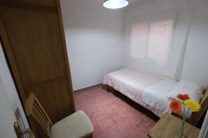 Cama o camas de una habitación en Apartament Tarracoliva