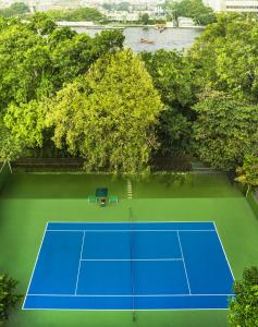 Tennis and/or squash facilities at Royal Orchid Sheraton Hotel and Towers or nearby