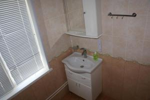 Ванная комната в Роза Ветров