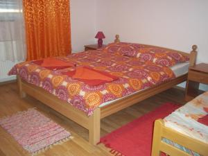 Postel nebo postele na pokoji v ubytování Rooms Žigić