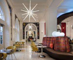 A restaurant or other place to eat at Hotel Indigo Atlanta Midtown