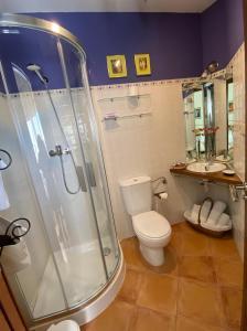 Un baño de Casa Garrote