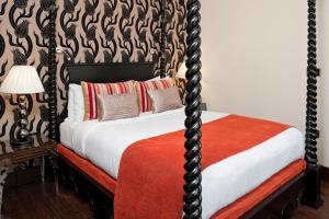 Кровать или кровати в номере Hotel Indigo London Tower Hill