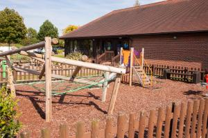 Children's play area at Holiday Inn Colchester