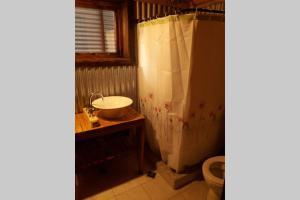 Un baño de Eolia - Cabaña para 2 personas, excelente ubicación