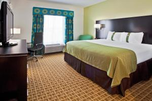A bed or beds in a room at Holiday Inn - Sarasota Bradenton Airport