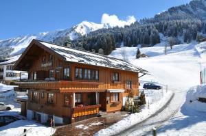 Das Bergfried - Urlaub zentral und ruhig! im Winter
