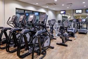 The fitness center and/or fitness facilities at Holiday Inn Taunton M5, Jct25