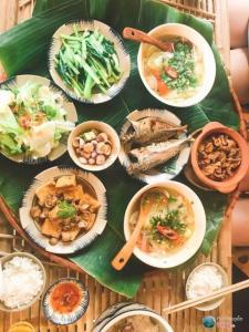 Lunch and/or dinner options for guests at Mira Bãi Xếp Quy Nhơn - The Hidden Jewel