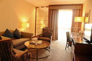منطقة جلوس في فندق جولدن تيوليب البحرين