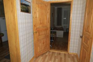 Ванная комната в Vulkanolog Guest house
